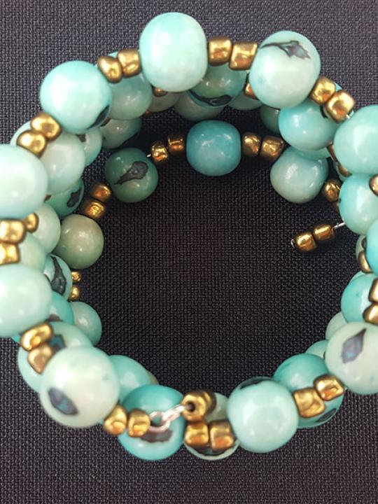 Bracelet Acai Aqua