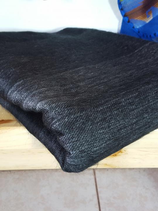 Alpaca Blanket Shutter Black