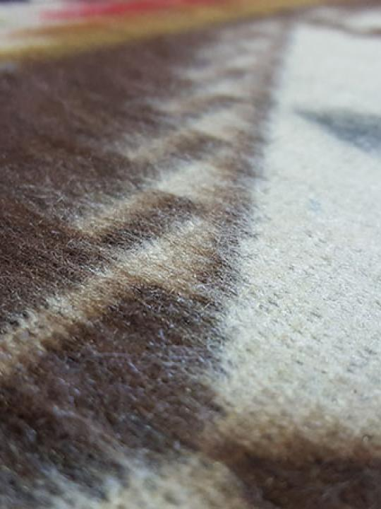 Alpaca Blanket Grey