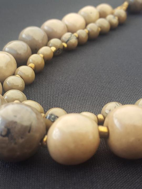 Necklace Pambil-Acai Earth