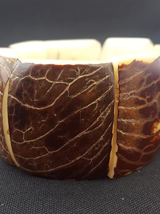 Bracelet Tagua Natural